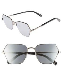 Henly 56mm Sunglasses