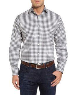 Gradient Check Sport Shirt