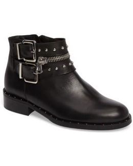 Chief Buckle Bootie