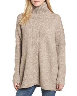 Ora Mock Neck Sweater