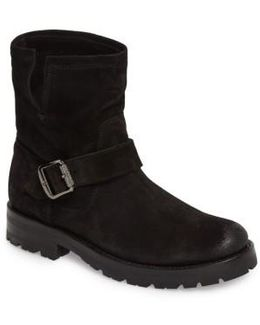Natalie Lug Engineer Boot