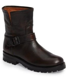 Natalie Lug Engineer Boot