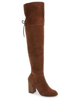 Novela Cuffable Over The Knee Boot