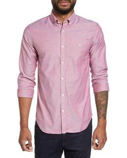 Button-down Sport Shirt