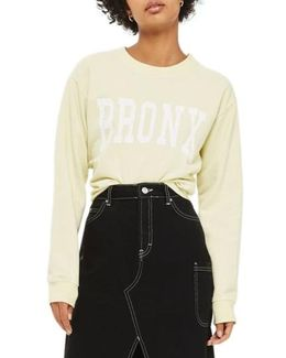 Bronx Cropped Sweatshirt