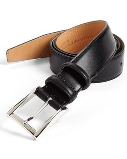 'easton' Calfskin Belt