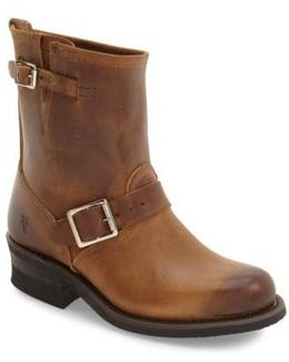 'engineer 8r' Leather Boot
