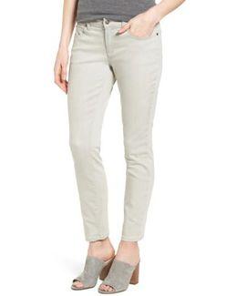 Slim Stretch Ankle Jeans