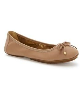 Halle Leather Ballet Flats