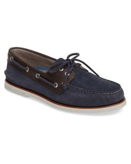 'gold Cup - Authentic Original' Boat Shoe