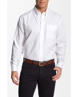 'nailshead' Classic Fit Sport Shirt