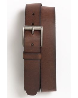 'dacey' Leather Belt