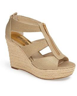 'damita' Wedge Sandal