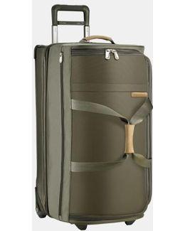 'large Baseline' Rolling Duffel Bag
