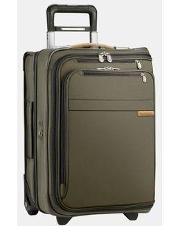 'baseline - Domestic' Rolling Carry-on Garment Bag