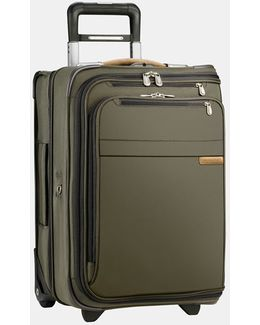 'baseline - Domestic' Rolling Carry-on Garment Bag