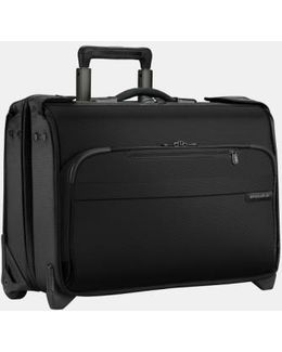 'baseline' Rolling Carry-on Garment Bag