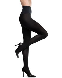 'ultimate Opaque' Control Top Tights