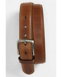 'aiden' Leather Belt