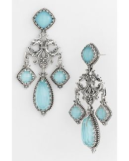 'aegean' Chandelier Earrings