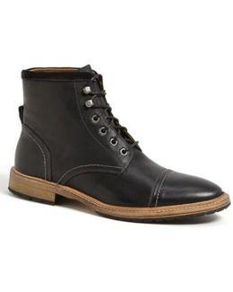 'indie' Cap Toe Boot