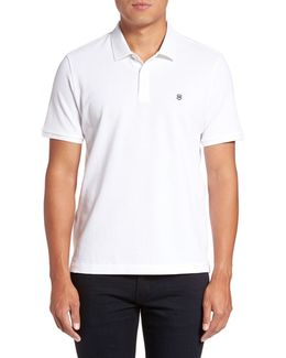 Victorinox Swiss Army 'vx Stretch' Tailored Fit Pique Polo