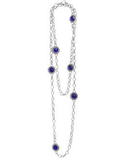 'maya' Long Station Necklace