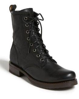 'veronica Combat' Boot