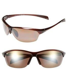 Hot Sands 71mm Polarizedplus2 Sunglasses - Rootbeer