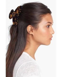 'jumbo Couture' Jaw Clip