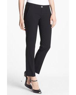 'miranda' Stretch Ankle Pants