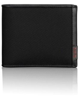 'alpha Global - Id Lock(tm)' Wallet With Removable Passcase