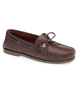 Double Sole Moccasin