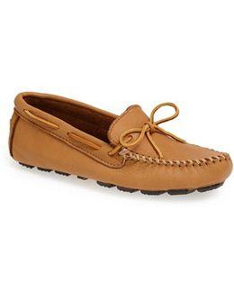Moosehide Driving Shoe