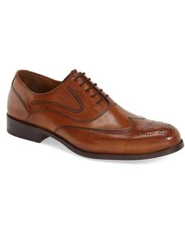 'stratton' Wingtip Oxford