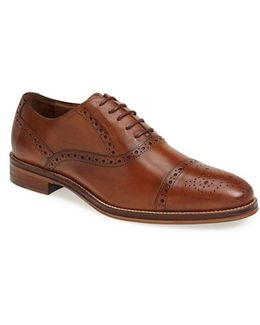 Conard Cap Toe Oxford