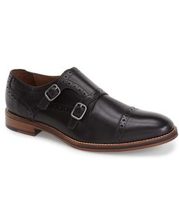'conard' Double Monk Strap Slip-on