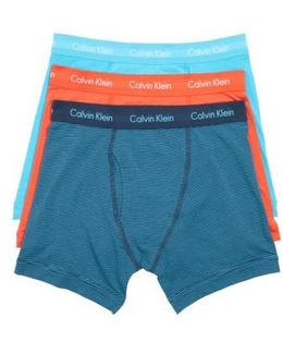 3-pack Boxer Briefs, Blue
