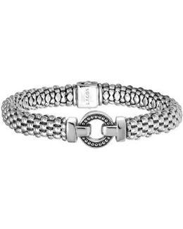 'enso' Caviar(tm) Rope Bracelet