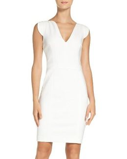 'lolo' Stretch Sheath Dress