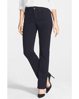 'billie' Stretch Mini Bootcut Jeans