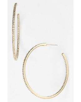 Medium Inside Out Hoop Earrings (nordstrom Exclusive)