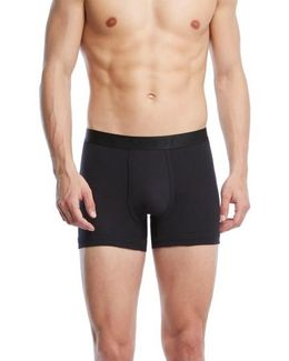 Pima Cotton Boxer Briefs