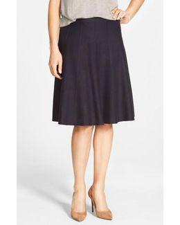 Panel Twirl Skirt