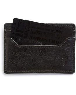 'logan' Leather Card Holder