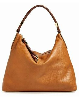 'skorpios' Leather Hobo