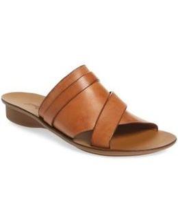 'bayside' Leather Sandal
