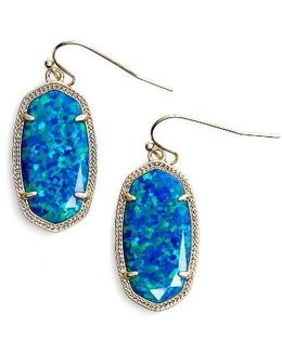 Dani Stone Drop Earrings