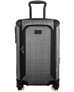 'tegra-lite(tm) Max' International Expandable Carry-on - Metallic