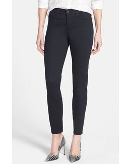 'clarissa' Colored Stretch Ankle Skinny Jeans